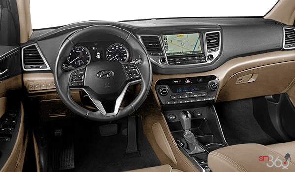 2017 Hyundai Tucson 1.6T ULTIMATE AWD | Photo 3 | Beige Leather