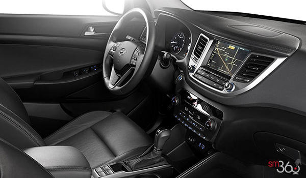 2017 Hyundai Tucson 1.6T ULTIMATE AWD | Photo 1 | Black Leather