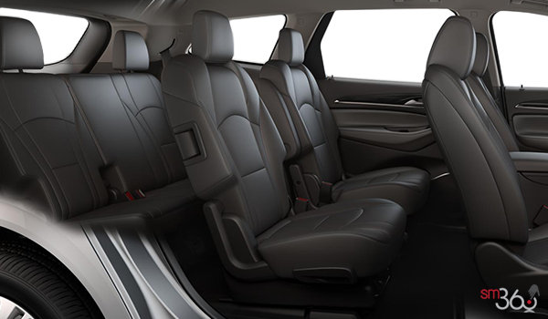 2018 Buick Enclave ESSENCE | Photo 2 | Dark Galvanized w/Ebony Accents w/Perforated Leather-Appointed