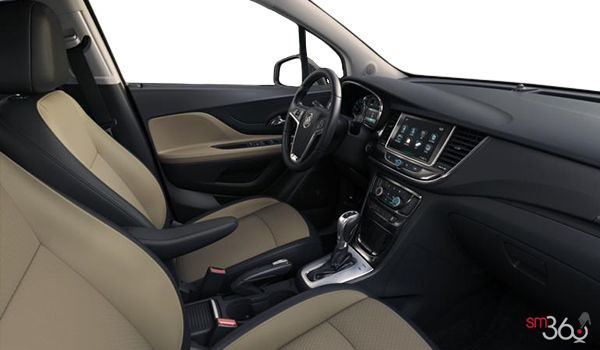 2018 Buick Encore PREFERRED | Photo 1 | Shale/Ebony Cloth & Leatherette