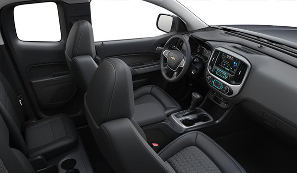 2018 Chevrolet Colorado Z71 | Photo 1 | Jet Black Bucket seats Cloth/Leatherette (HH1-AR7)