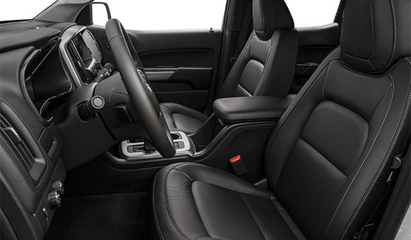 2018 Chevrolet Colorado ZR2 | Photo 1 | Jet Black Bucket seats Leather (H2U-AR7)