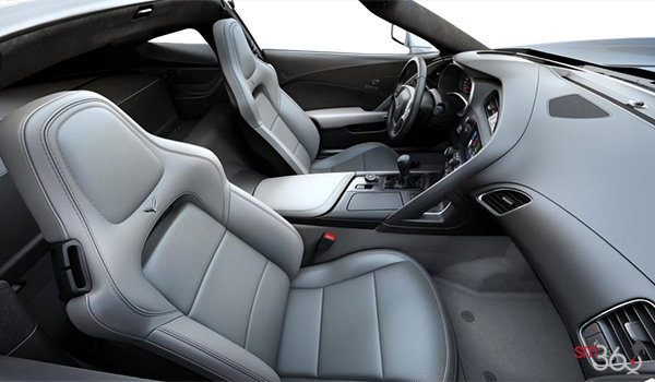 2018 Chevrolet Corvette Coupe Grand Sport 2LT | Photo 1 | Grey GT buckets Perforated Mulan leather seating surfaces (143-AQ9)