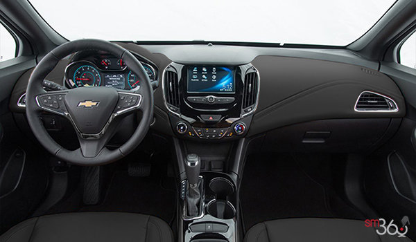 2018 Chevrolet Cruze PREMIER | Photo 3 | Jet Black Leather