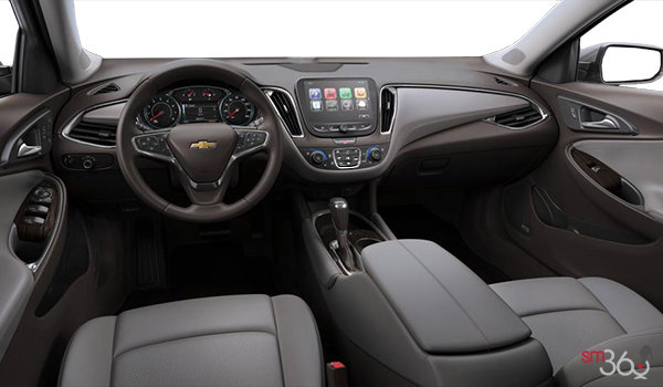 2018 Chevrolet Malibu PREMIER | Photo 3 | Dark Atmosphere/Medium Ash Grey Leather