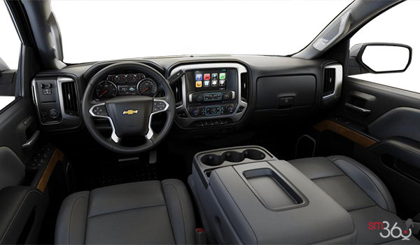 2018 Chevrolet Silverado 2500HD LTZ | Photo 3 | Dark Ash/Jet Black Leather (B3F-H2V)