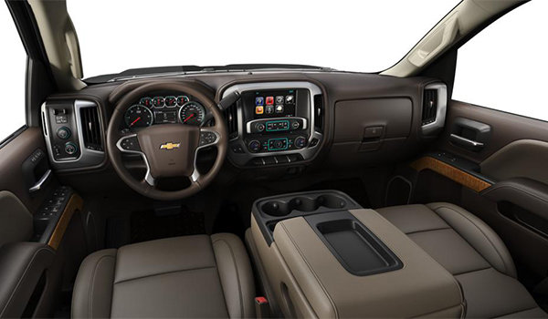 2018 Chevrolet Silverado 3500 HD LTZ | Photo 3 | Cocoa/Dune Leather (HOK-B3F