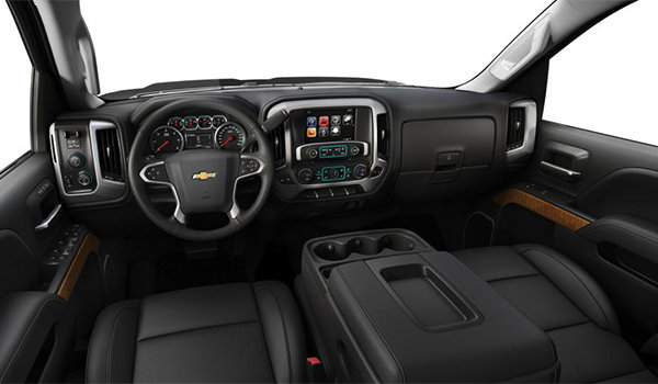 2018 Chevrolet Silverado 3500 HD LTZ | Photo 3 | Jet Black Leather (H2U-B3F)