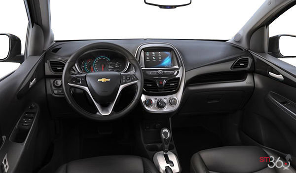 2018 Chevrolet Spark 2LT | Photo 3 | Jet Black/Piano Black Leatherette