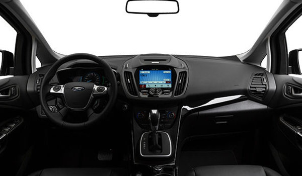 2018 Ford C-MAX HYBRID TITANIUM | Photo 3 | Charcoal Black Leather (DW)