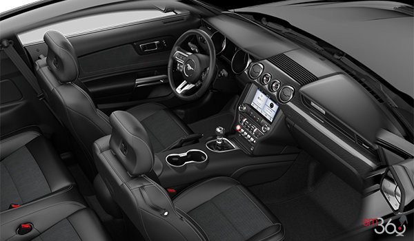 2018 Ford Mustang GT Premium Fastback | Photo 1 | Ebony w/Alcantara Leather