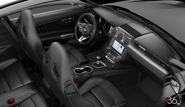 2018 Ford Mustang GT Premium Fastback | Photo 1 | Ebony Recaro Leather