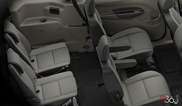 2018 Ford Transit Connect XLT WAGON | Photo 2 | Medium Stone Leather