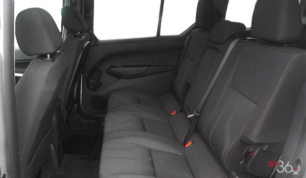 2018 Ford Transit Connect XLT WAGON | Photo 2 | Charcoal Black Cloth