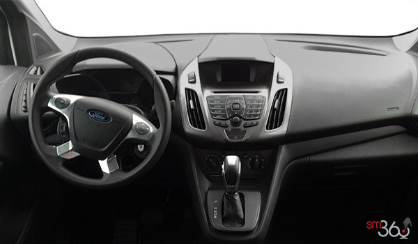 2018 Ford Transit Connect XLT WAGON | Photo 3 | Charcoal Black Cloth