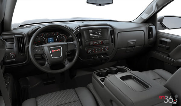 2018 GMC Sierra 1500 BASE | Photo 3 | Dark Ash/Jet Black Cloth