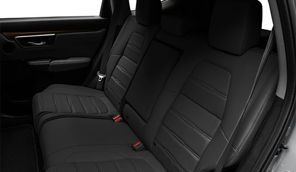 2018 Honda CR-V TOURING | Photo 2 | Black Perforated Leather