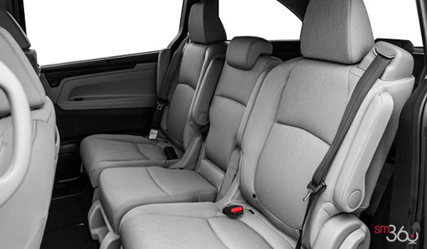 2018 Honda Odyssey EX | Photo 2 | Grey Fabric