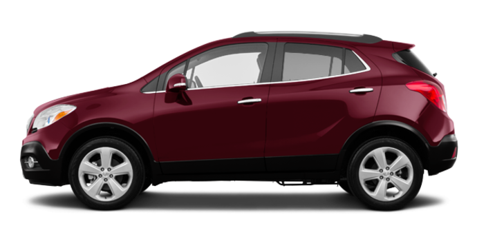 2016 Buick Encore PREMIUM | Photo 4 | Winterberry Red Metallic