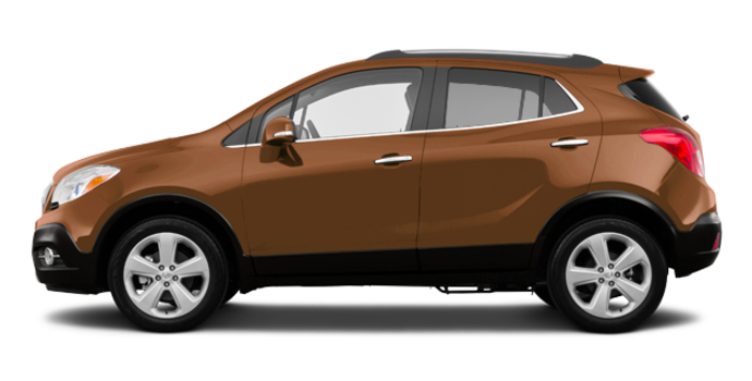 2016 Buick Encore PREMIUM | Photo 4 | River Rock Metallic