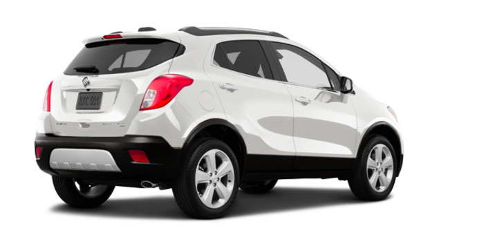 2016 Buick Encore PREMIUM | Photo 5 | Summit White