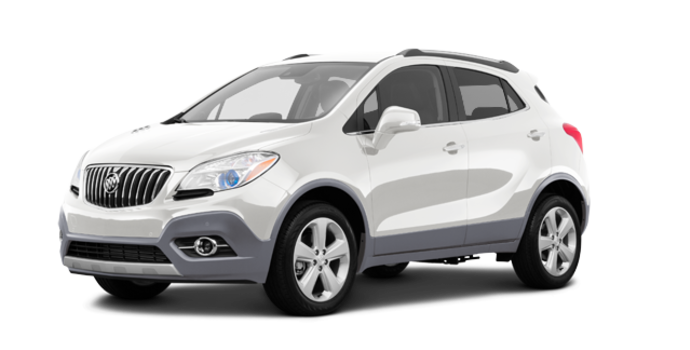 2016 Buick Encore PREMIUM | Photo 6 | White Pearl
