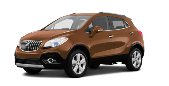 2016 Buick Encore PREMIUM | Photo 6 | River Rock Metallic