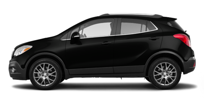 2016 Buick Encore SPORT TOURING | Photo 4 | Carbon Black Metallic