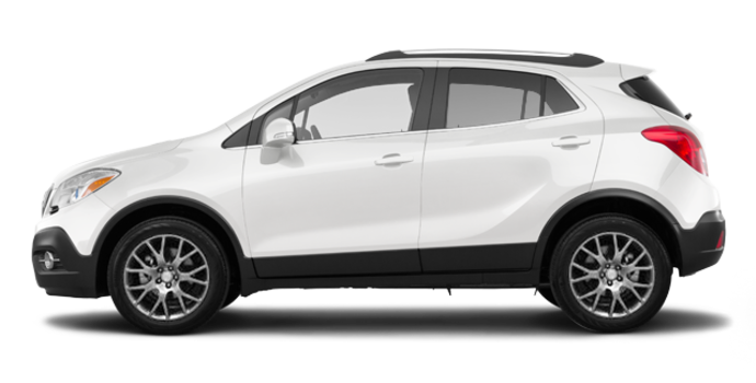 2016 Buick Encore SPORT TOURING | Photo 4 | Summit White