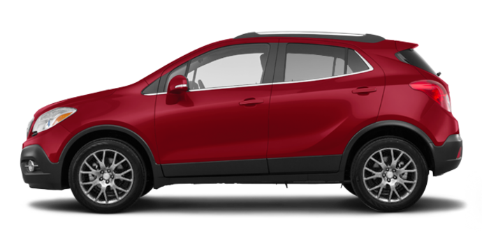 2016 Buick Encore SPORT TOURING | Photo 4 | Winterberry Red Metallic