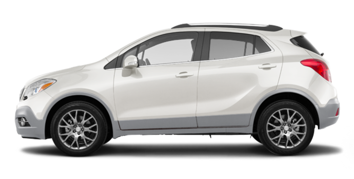 2016 Buick Encore SPORT TOURING | Photo 4 | White Pearl