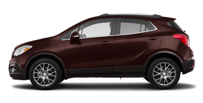 2016 Buick Encore SPORT TOURING | Photo 4 | Rosewood Metallic