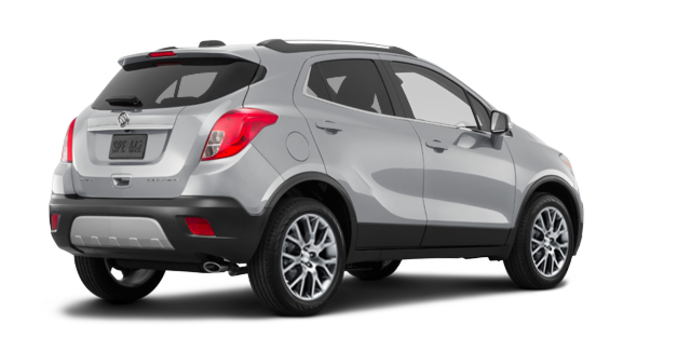 2016 Buick Encore SPORT TOURING | Photo 5 | Quicksilver Metallic