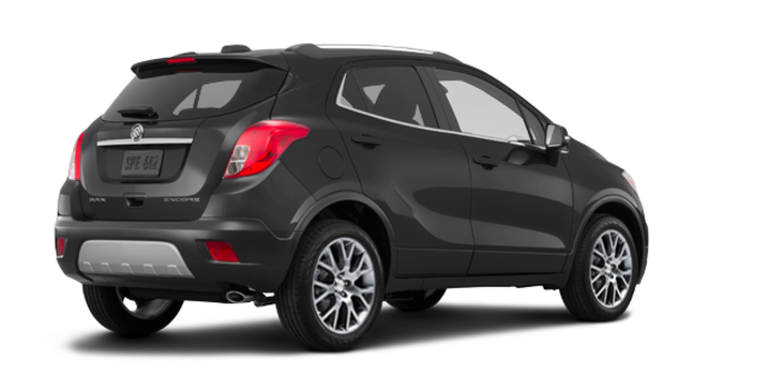 2016 Buick Encore SPORT TOURING | Photo 5 | Graphite Grey Metallic