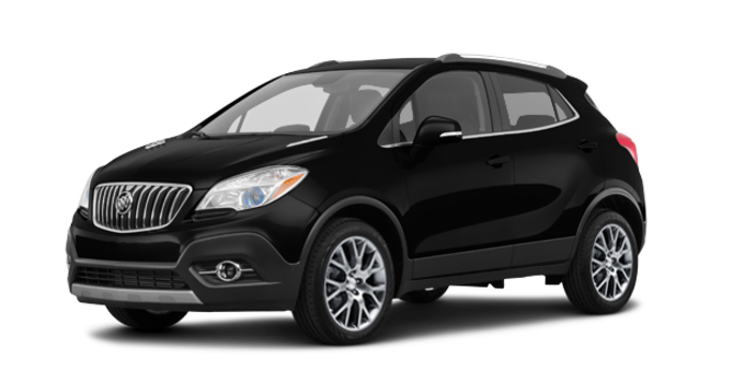 2016 Buick Encore SPORT TOURING | Photo 6 | Carbon Black Metallic