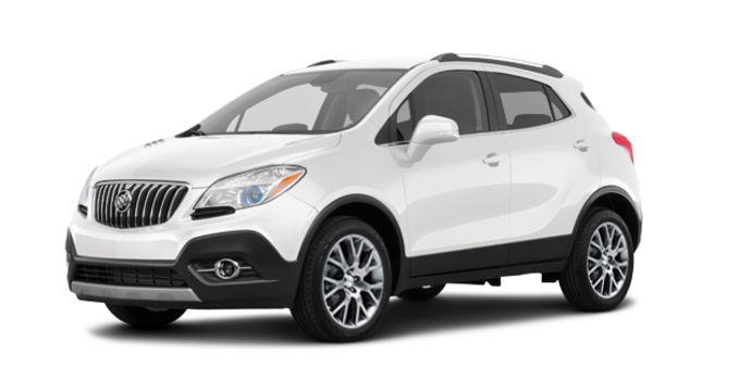 2016 Buick Encore SPORT TOURING | Photo 6 | Summit White