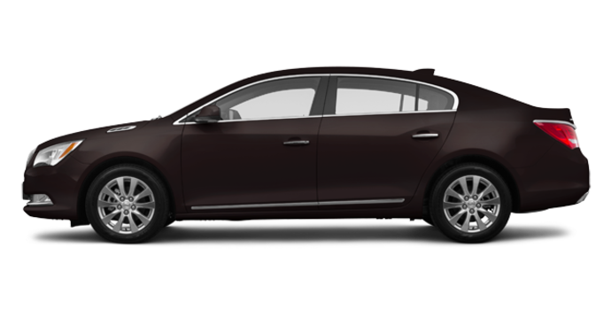 2016 Buick LaCrosse BASE | Photo 4 | Dark Chocolate Metallic