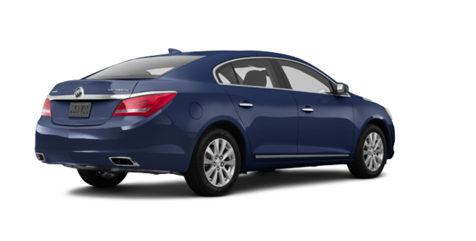 2016 Buick LaCrosse BASE | Photo 5 | Dark Sapphire Blue Metallic