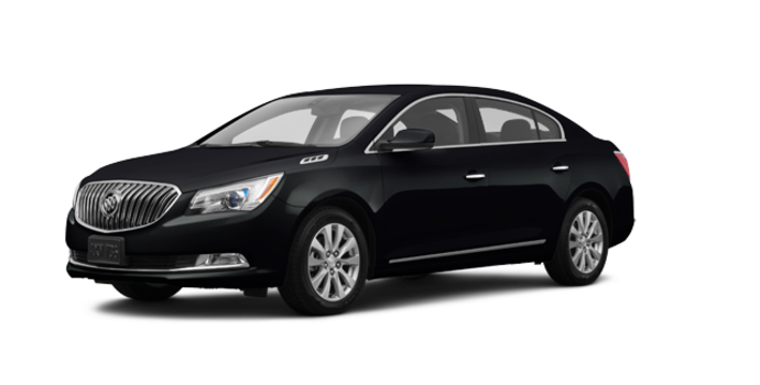 2016 Buick LaCrosse BASE | Photo 6 | Ebony Twilight Metallic