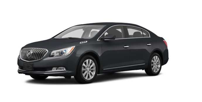 2016 Buick LaCrosse BASE | Photo 6 | Graphite Grey Metallic