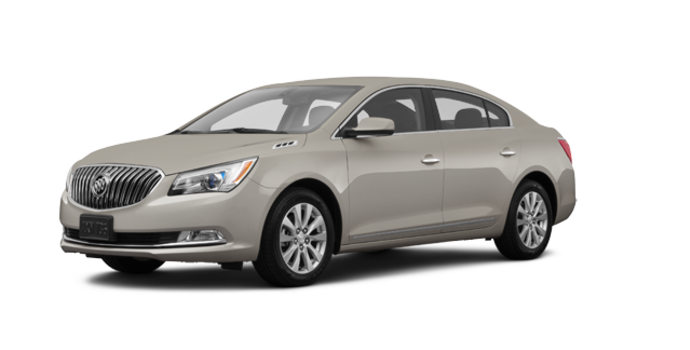 2016 Buick LaCrosse BASE | Photo 6 | Sparkling Silver Metallic