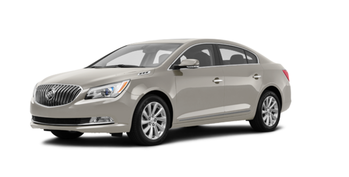 2016 Buick LaCrosse LEATHER | Photo 6 | Sparkling Silver Metallic