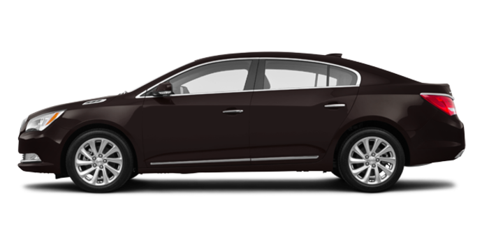 2016 Buick LaCrosse PREMIUM | Photo 4 | Dark Chocolate Metallic