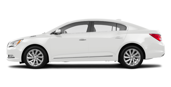 2016 Buick LaCrosse PREMIUM | Photo 4 | Summit White