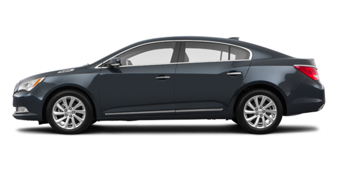 2016 Buick LaCrosse PREMIUM | Photo 4 | Graphite Grey Metallic
