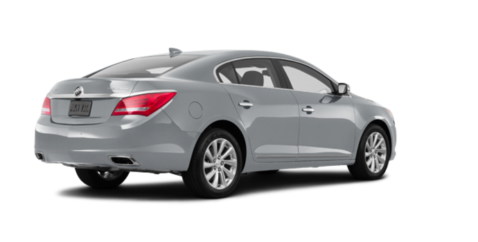 2016 Buick LaCrosse PREMIUM | Photo 5 | Quicksilver Metallic