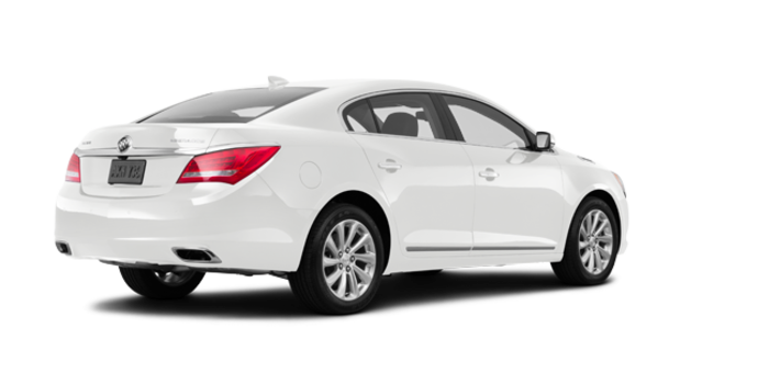 2016 Buick LaCrosse PREMIUM | Photo 5 | Summit White