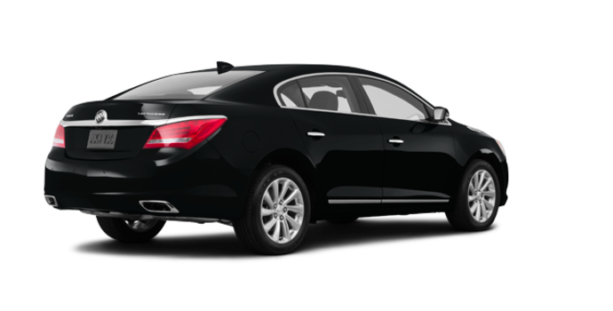 2016 Buick LaCrosse PREMIUM | Photo 5 | Ebony Twilight Metallic
