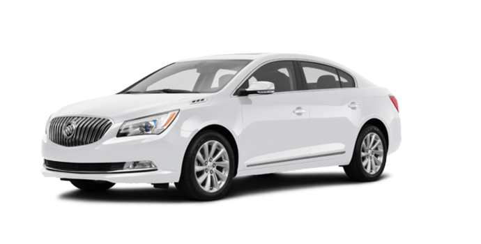 2016 Buick LaCrosse PREMIUM | Photo 6 | White Frost