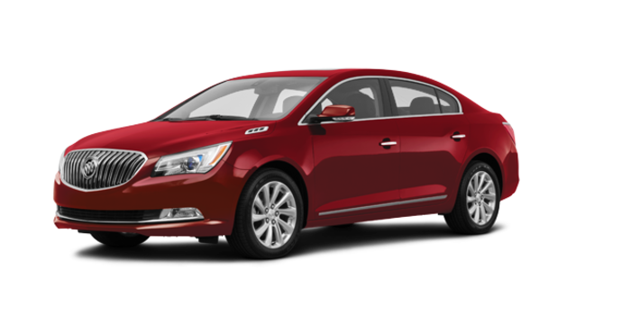 2016 Buick LaCrosse PREMIUM | Photo 6 | Deep Garnet Metallic
